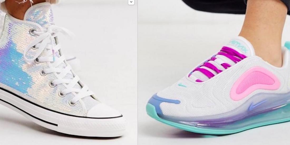 Chacun de leur côté, Nike et Converse ont sorti des chaussures « magiques »