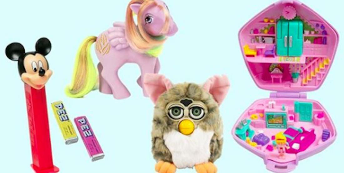 15 jouets de notre enfance qui valent aujourd'hui beaucoup plus que leur prix d'achat!!!