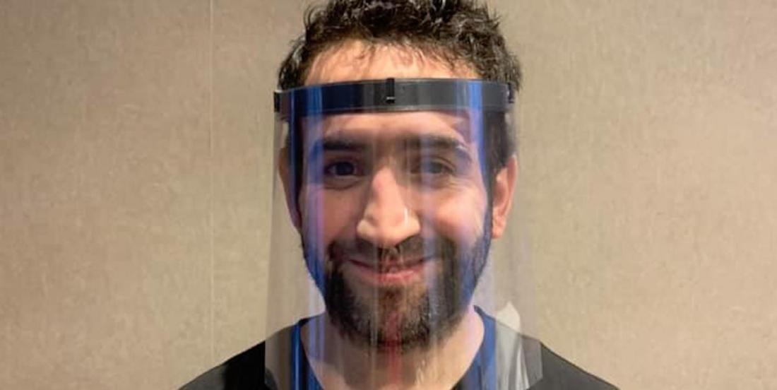 Crise du Coronavirus: un Français fabrique des masques avec ses imprimantes 3D