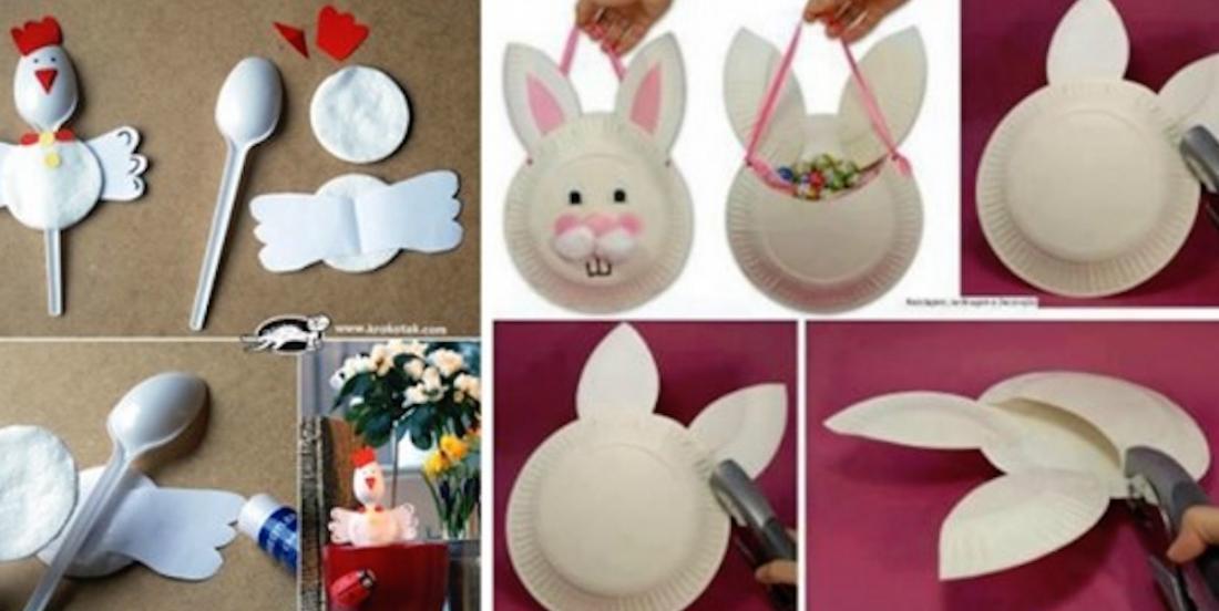 25 bricolages amusants pour célébrer Pâques malgré tout!