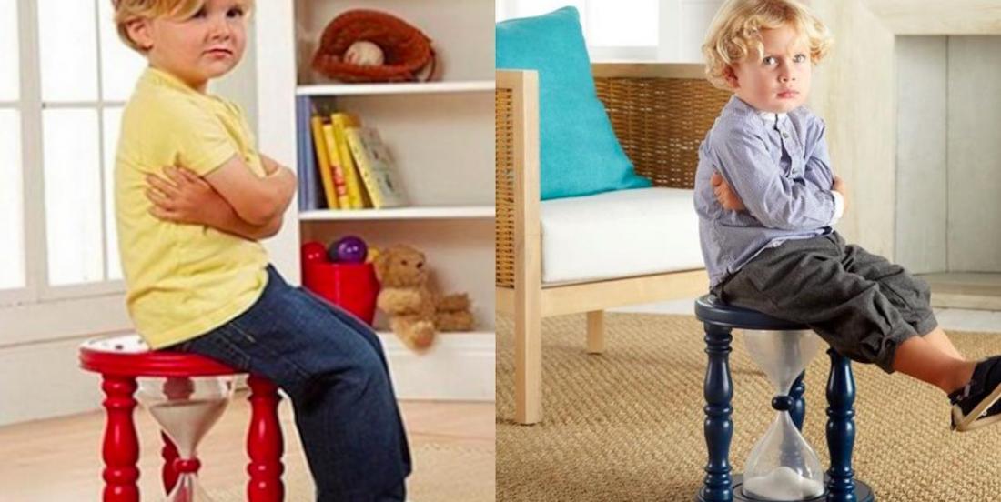 Vous pouvez acheter un banc de réflexion pour enfant… ou le fabriquer vous-mêmes!