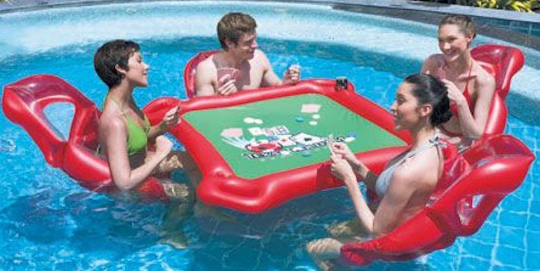 40 bouées pour piscine qui attirent l'attention