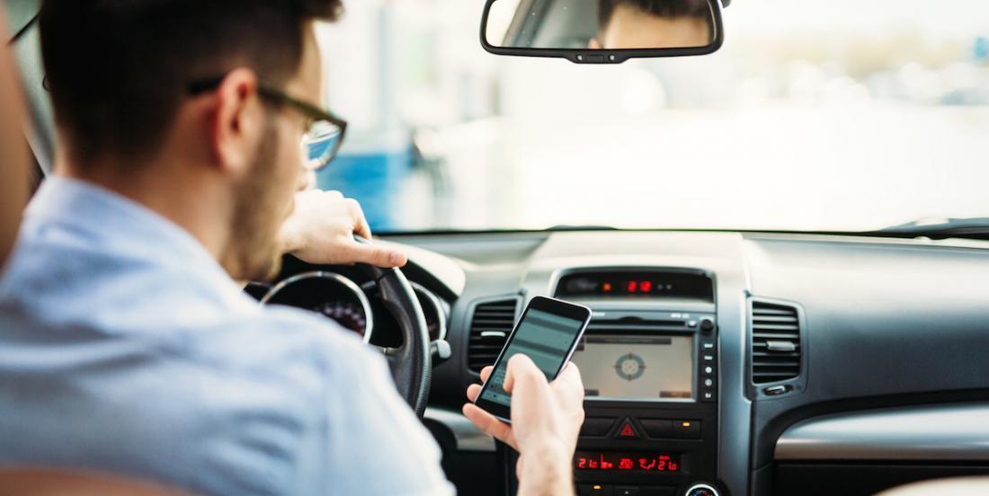 Quand peut-on utiliser un cellulaire au volant de façon légale?