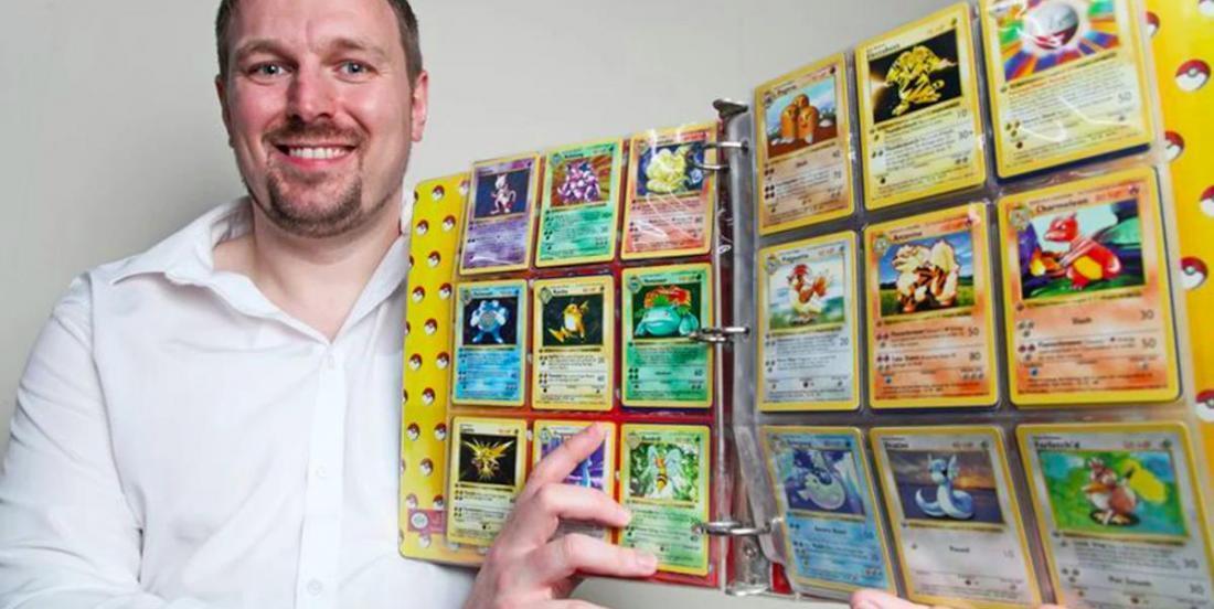 Il apprend que ses cartes Pokémon d'il y a 20 ans valent  aujourd'hui 60 000$!