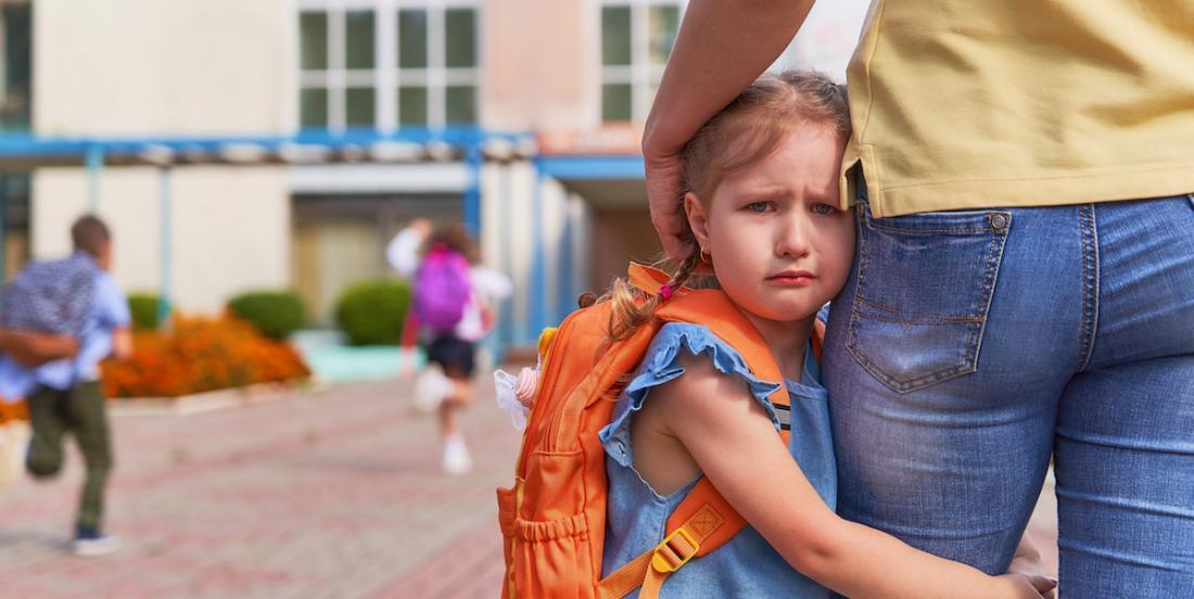 Un truc tout simple pour gérer l'anxiété de séparation d'un enfant