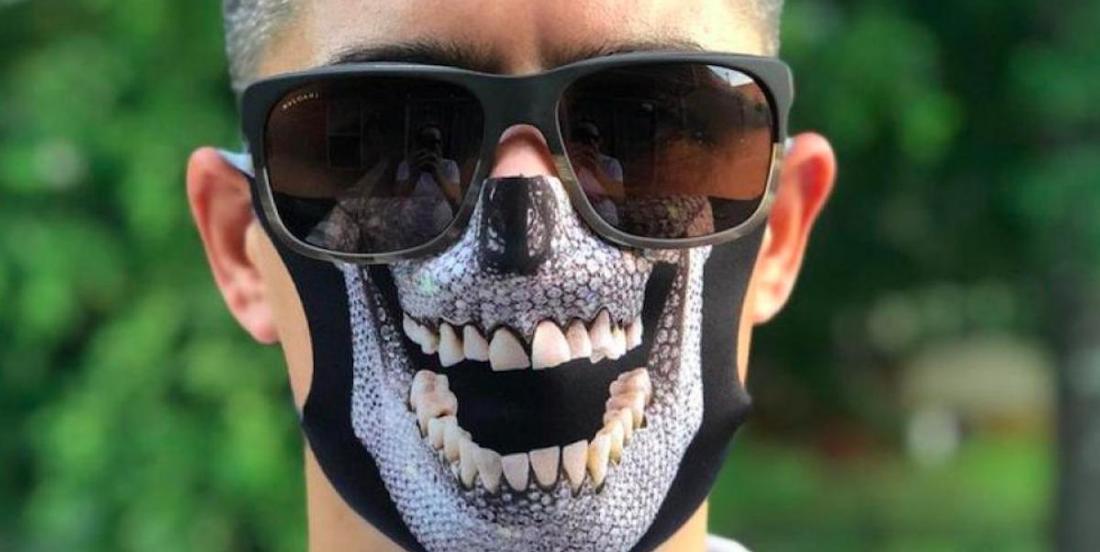 Halloween en temps de pandémie: 31 masques de circonstance!