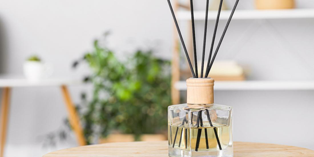 Comment faire votre propre diffuseur de parfum, en 2 minutes chrono!