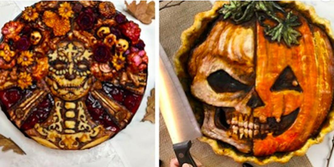 17 des tartes d'Halloween les plus étonnantes et effrayantes que vous aurez l'occasion de voir