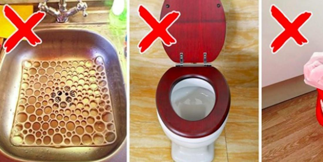 15 accessoires de maison qu'il est grand temps de mettre aux poubelles, selon les spécialistes du design