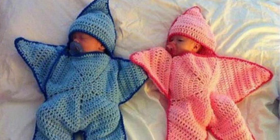 Projets tricot: 24 cocons douillets pour les petits bébés!