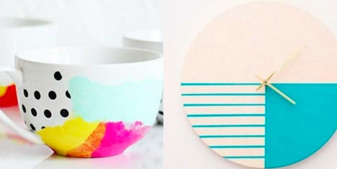 Encore un confinement! Voici 15 projets de bricolage pour passer le temps et décorer votre intérieur