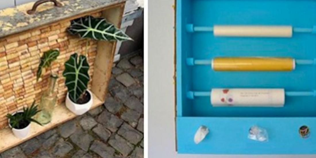 10 ingénieuses façons de réutiliser de vieux tiroirs