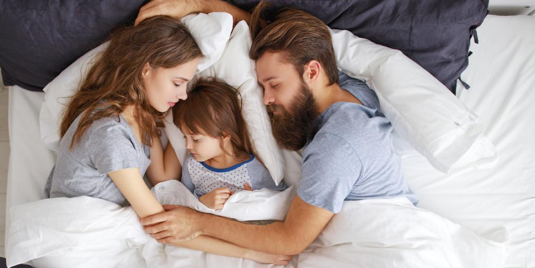 La science a démontré que les pères dorment mieux que les mères