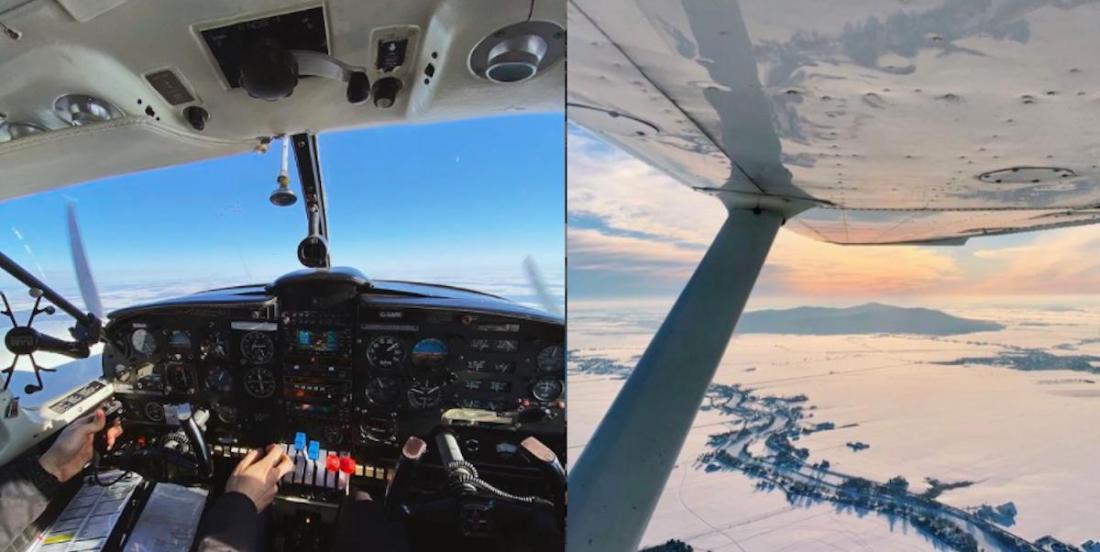 Que diriez-vous de devenir pilote d'avion pour une journée?