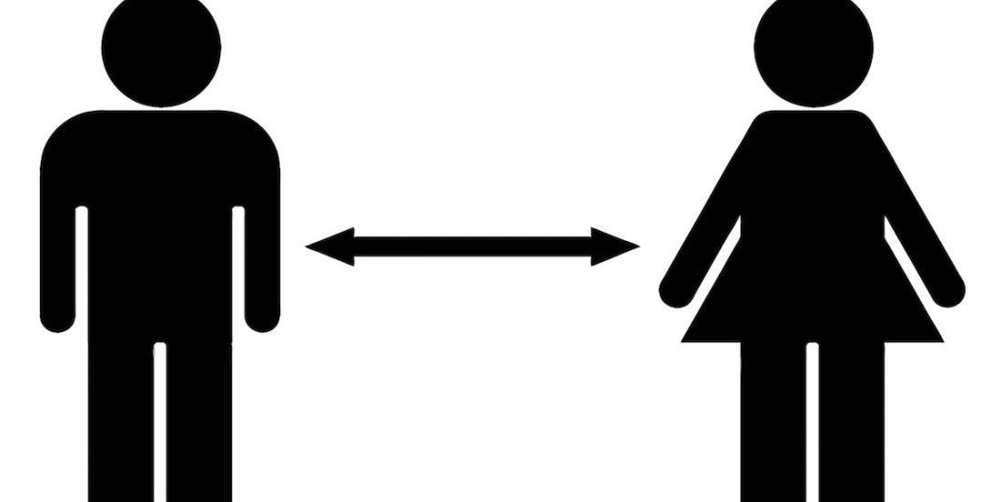 COVID-19: Selon une étude, les personnes qui respectent la distanciation physique pourraient être plus intelligentes