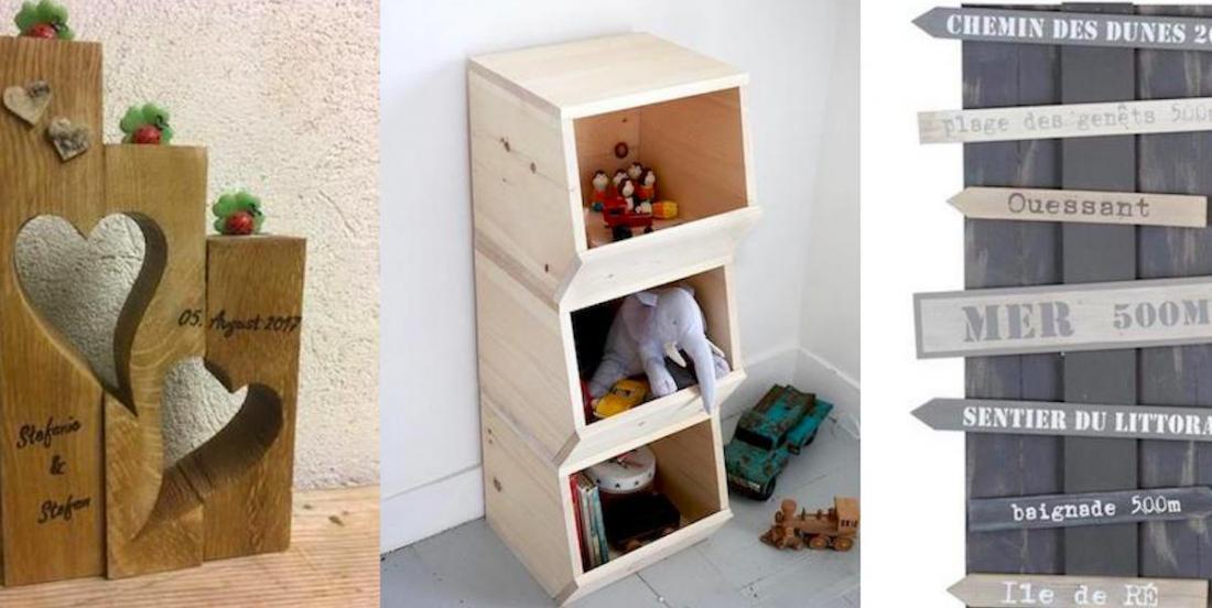 35 projets DIY pour amoureux du bois