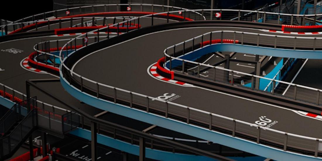 Découvrez le nouveau circuit de karting de grande envergure qui ouvrira ses portes à Ste-Thérèse l'été prochain
