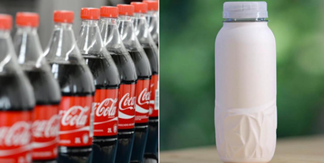 Coca-Cola a dévoilé sa première bouteille en papier