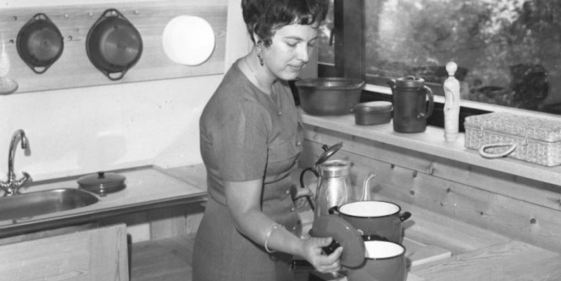 7 choses qu'on ne voit pratiquement plus dans la cuisine de nos jours