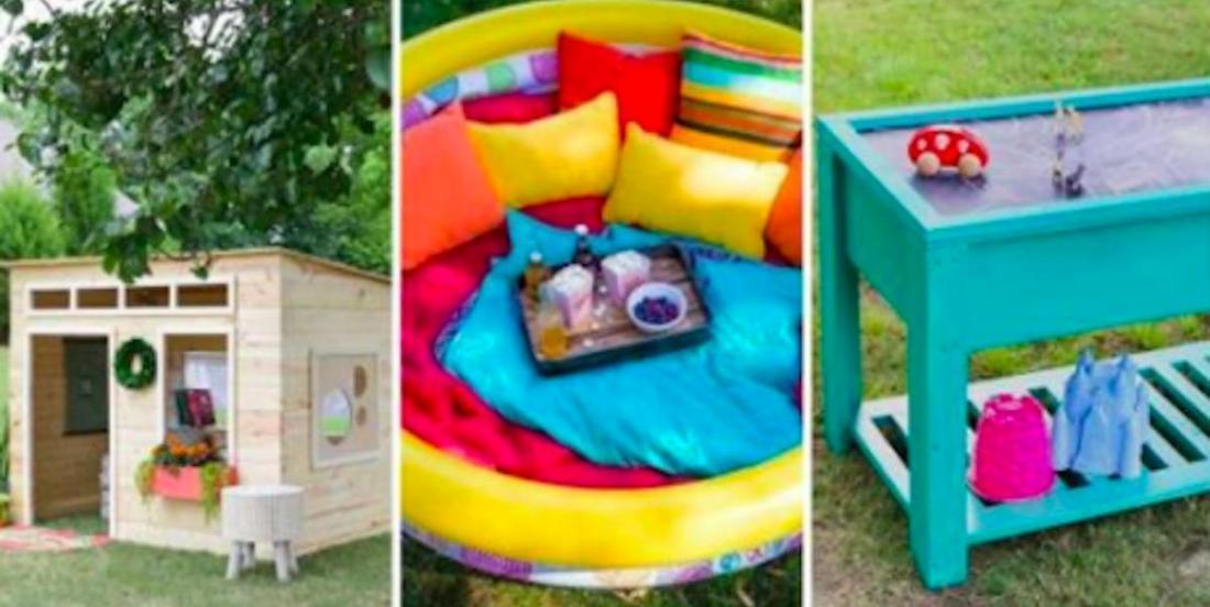 18 jeux extérieurs pour amuser les enfants cet été