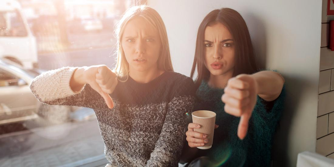 10 signes qui démontrent qu'il est temps de mettre fin à une amitié