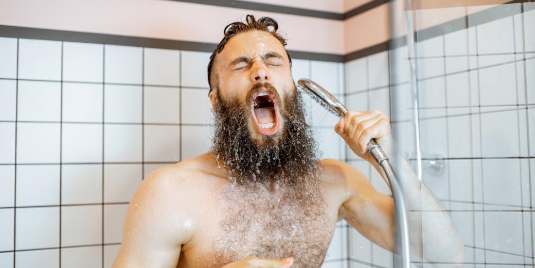 Par temps chaud, prendre une douche froide n'est pas une bonne idée