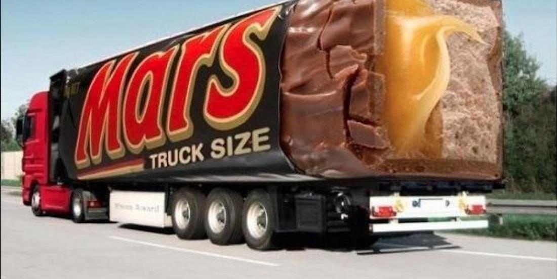 15 publicités hallucinantes aperçues sur des véhicules