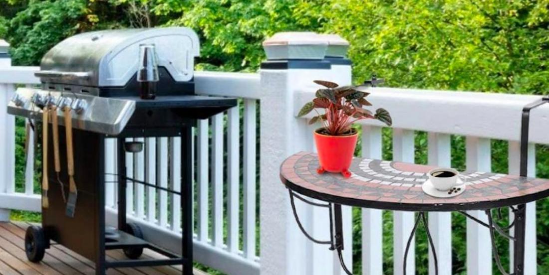14 suggestions pour bien profiter de votre balcon cet été