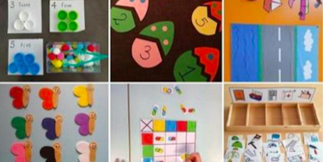 11  activités éducatives à fabriquer pour les enfants