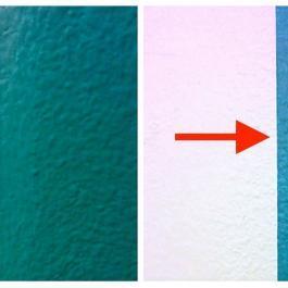 Voici le secret pour peindre des rayures parfaites et sans aucune bavure de peinture!
