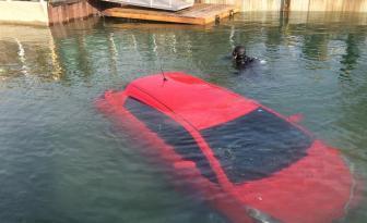 Cette technique infaillible pour briser une fenêtre de voiture tombée dans l'eau, pourrait un jour vous sauver la vie!