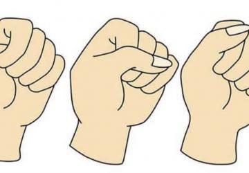 Quand vous fermez la main en poing, cachez-vous votre pouce sous vos doigts? Savez-vous ce que ça veut dire?