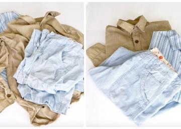 Super astuce pour défroisser vos vêtements en 10 minutes… dans la sécheuse!