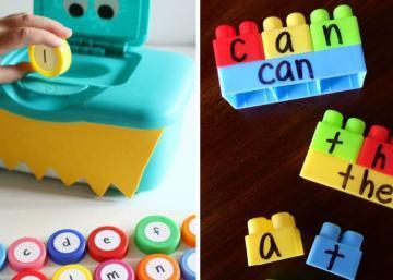 14 activités d'apprentissage! Parce qu'apprendre en s'amusant, c'est bien plus intéressant!