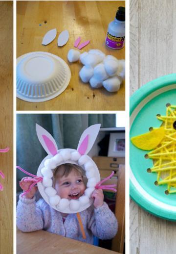 10 Nouveaux bricolages à faire avec les enfants, pour célébrer les Fêtes de Pâques!