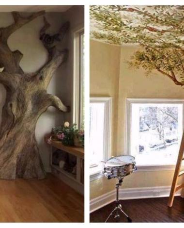 15 idées déco fantastiques pour faire entrer la nature dans votre maison!