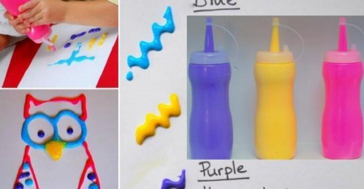 Recettes de peinture 3D sans cuisson! 4 recettes au total!