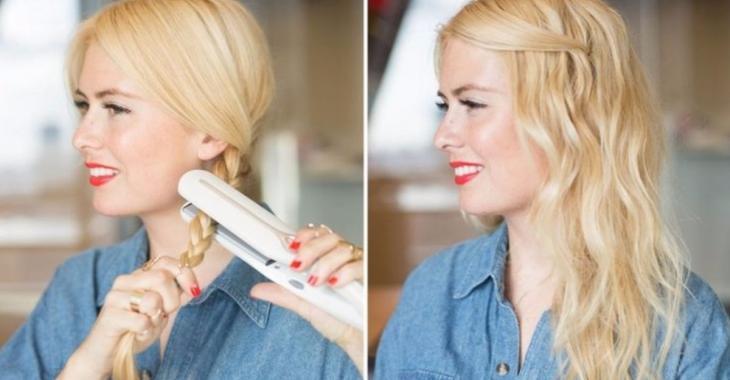 Pour avoir une tête de salon de coiffure à la maison: 6 trucs de fer plat pour avoir des cheveux ondulés parfaits!