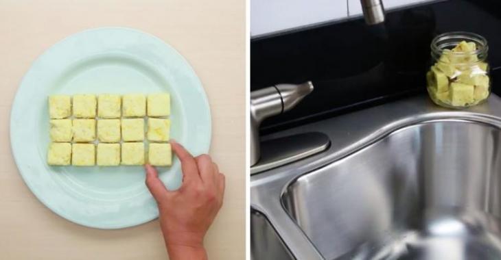 liminez les mauvaises odeurs dans le broyeur dchets avec un dsodorisant naturel fait maison - Comment Enlever Les Mauvaises Odeurs Dans La Maison