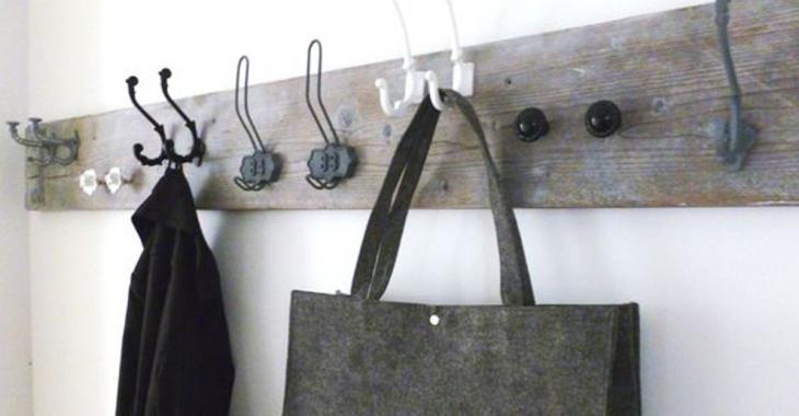 14 crochets muraux et portes-manteaux originaux - Décorations ...