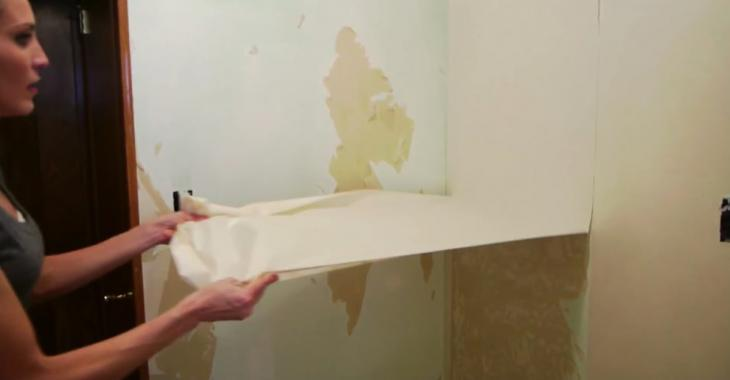 Comment décoller facilement du papier peint - Trucs et Astuces ...
