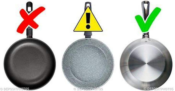4 types de batteries de cuisine toxiques à éviter et 4 alternatives sûres