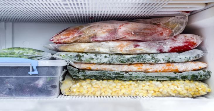 12 aliments que vous ne pensiez pas pouvoir mettre au congélateur