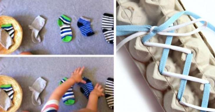 14 activités simples pour stimuler le développement de votre enfant