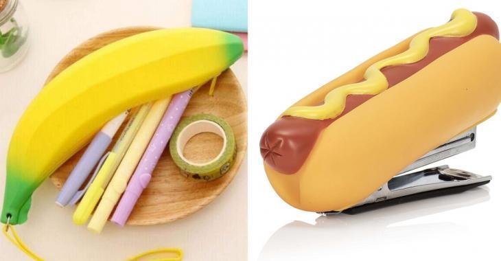 10 objets farfelus pour une rentrée scolaire amusante et colorée