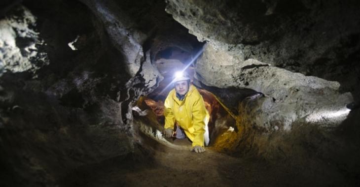 À la recherche d'une expérience mémorable? Aventurez-vous dans les galeries souterraines d'une caverne accessible ici même, au Québec!
