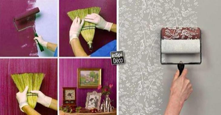 15 astuces de peinture pour créer un effet unique sur vos murs