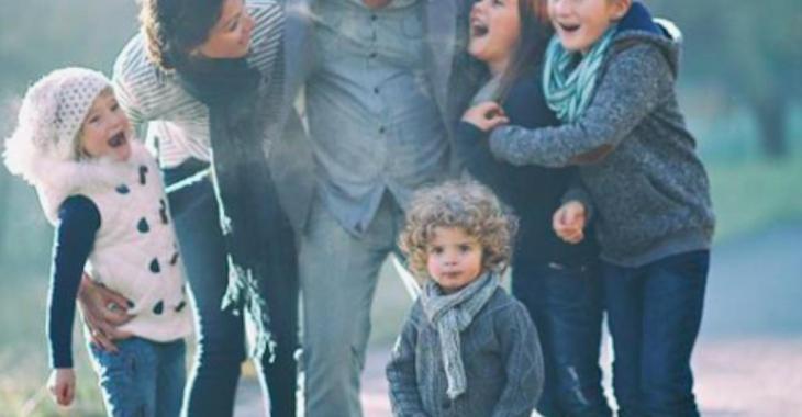 Les mères de 4 enfants sont moins stressées que les autres