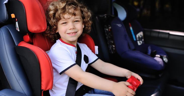 De nouvelles règles concernant les sièges d'auto pour enfants entreront en vigueur en 2019