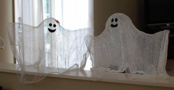 Découvrez le secret pour fabriquer ces fantômes flottants facilement!